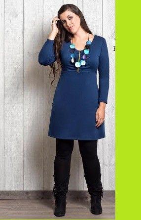 Leggings básicos elásticos de Carisal fashion. tallas disponibles 46 a 56. www.monanva.com