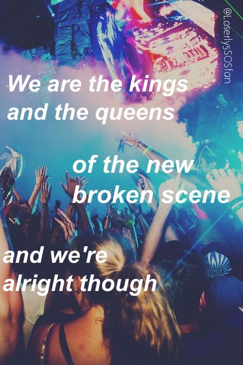 she's kinda hot // 5 seconds of summer