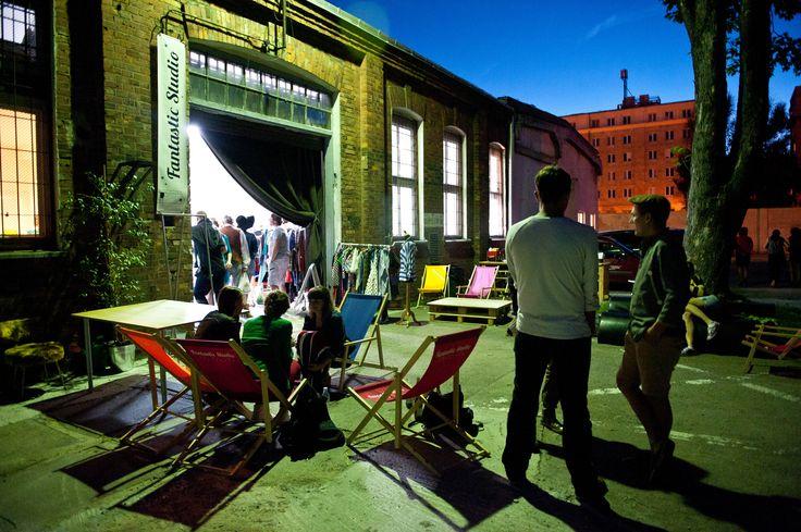 Fantastic Studio, Praga District, Warsaw, Poland
