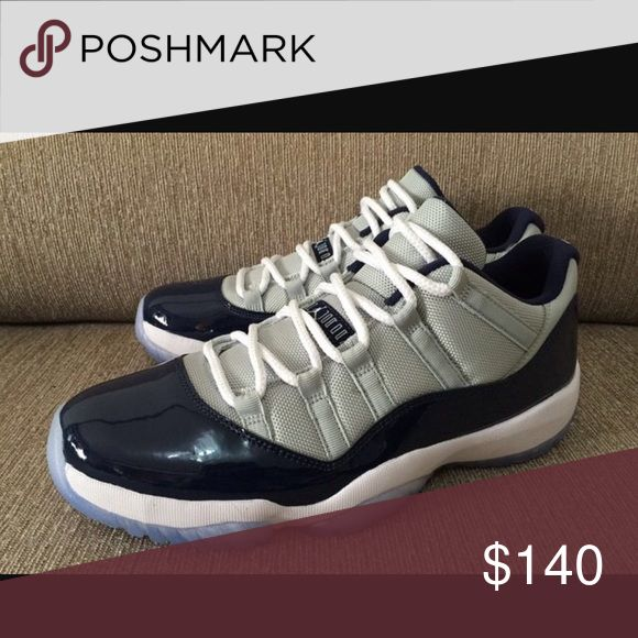 Retro Air Jordan George town 11s Text @ (857)-240-7695 if you have questions (ONLY IF YOUR SERIOUS ABOUT BUYING) Jordan Shoes Sneakers