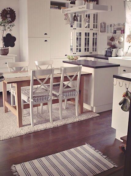 599 best Kitchen images on Pinterest - küche landhausstil ikea