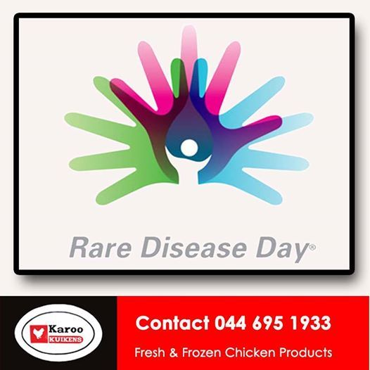 Today is Rare Disease Day! This day is an annual, awareness-raising event co-ordinated by EURORDIS at the international level and by National Alliances and Patient Organisations at the national level. The main objective of #Rare #Disease Day is to raise awareness amongst the general public and decision-makers about rare diseases and their impact on patients' lives. #rdd