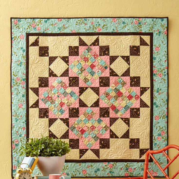 164 best Quilts images on Pinterest | Quilting projects, Patchwork ... : romantic quilt patterns - Adamdwight.com
