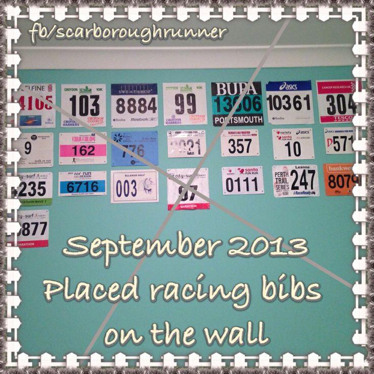 September 2013 My running room