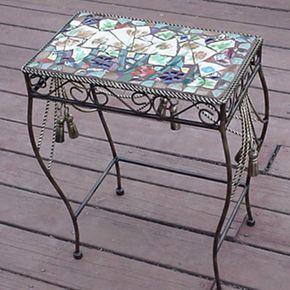 mosaic table top - Buscar con Google