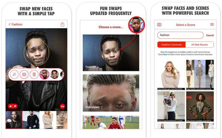 Face Swap es una nueva app de Microsoft para Android, pronto llegará a iOS, con la que podemos cambiar caras de nuestras fotos de forma muy divertida.