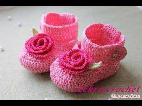 How to crochet cheese Baby Girls