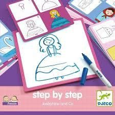 Step by Step Joséphine et co. - DJECO
