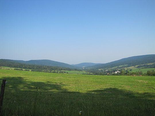 dzień 7: Bartne - Hańczowa