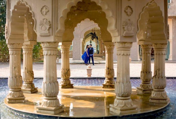 Royal destination wedding ceremony held at Fairmont, Jaipur. | weddingz.in | India's Largest Wedding Company | Royal Destination Wedding Venues India | Indian Weddings|