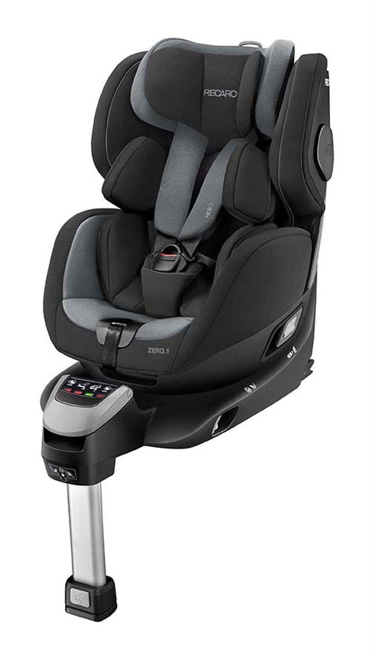 Recaro Zero.1 iSize Car Seat Carbon Black in 2020 Car