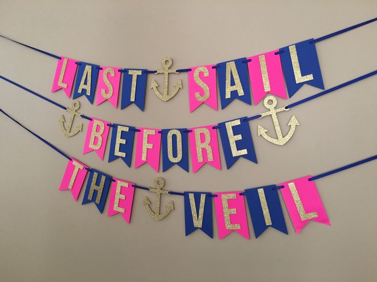 A personal favorite from my Etsy shop https://www.etsy.com/listing/280188888/last-sail-before-the-veil-banner