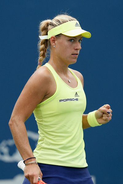 Angelique Kerber Photos - Bank of the West Classic - Day 4 -