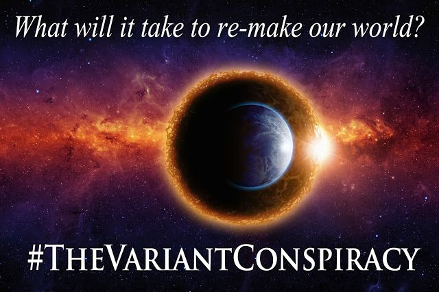 Christine Hart Author: Theme Thoughts: Terraforming as literal idea and m...