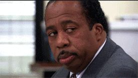 Image result for leslie david baker gif