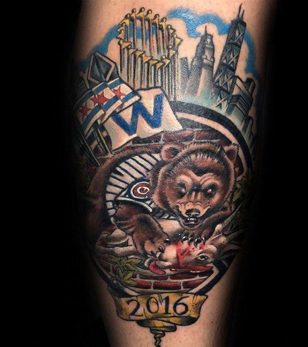 80 Chicago Cubs Tattoo Designs Fur Manner Baseball Ideen Mann Stil Tattoo Chicago Cubs Tattoo Cubs Tattoo Chicago Bears Tattoo