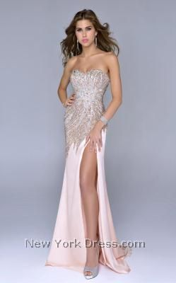 Prom 2016 Dresses at NewYorkDress from top celebrity designers! Choose from over 3,000 Prom styles. Low prices guaranteed. Our prom 2016 dresses from major designers to more moderate prices allows for one to have the full range of prom options. Whatever ones prom needs may be, New York Dress offers one of the largest selection of Prom Dresses. Hot, Trendy and Glamorous! Nina Canacci 9004 - NewYorkDress.com