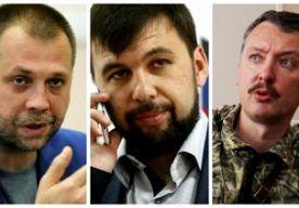 20-Jul-2014 13:05 - WIE HEBBEN DE MACHT OP RAMPPLEK?. Op de rampplek ondervinden OVSE-waarnemers tegenwerking van pro-Russische separatisten. Deze mannen laten weten dat ze alleen maar bevelen opvolgen. Die strikte opdrachten komen van hun militaire en politieke leiders, die dit voorjaar de Volksrepubliek Donetsk uitriepen en het nu in het rampgebied voor het zeggen hebben. Wie zijn zij? Igor Strelkov, minister van Defensie Zijn echte naam is Igor Girkin. Hij is een voormalig...