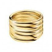 Calvin Klein Sumptuous Ring KJ2GJR100107 Campbell Jewellers Dublin Official CK Stockists Ireland