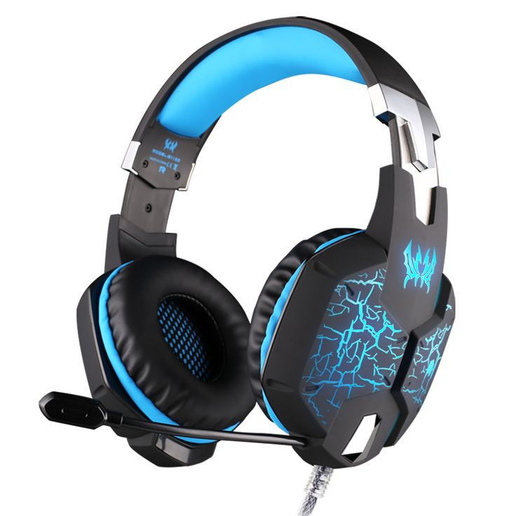 EACH G1100 Gaming Headset Auriculares Headphones Luminous with Vibration 7.1 Virtual Surround Mic/Microphone Gaming Headphone //Price: $US $29.05 & FREE Shipping //     #apple