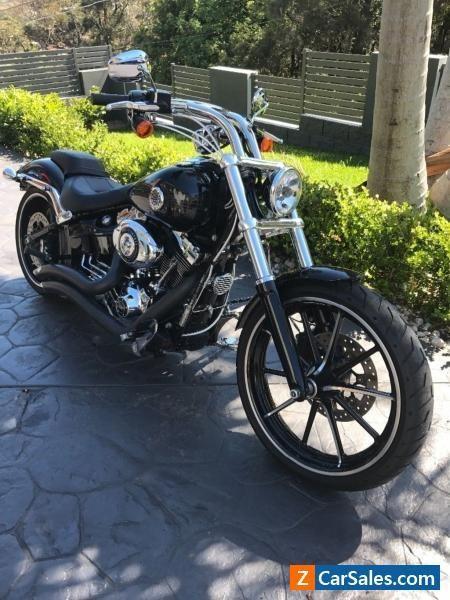 Harley Davidson softail breakout #harleydavidson #softailbreakout #forsale #australia #harleydavidsonbreakout