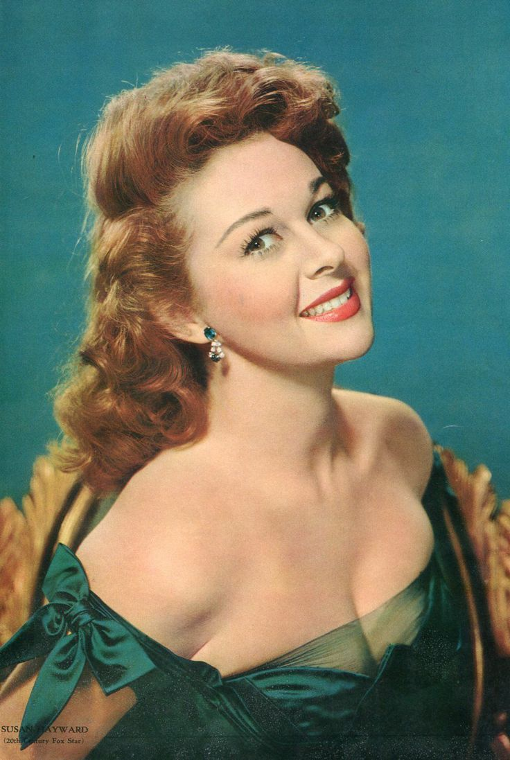 Susan Hayward, 1955