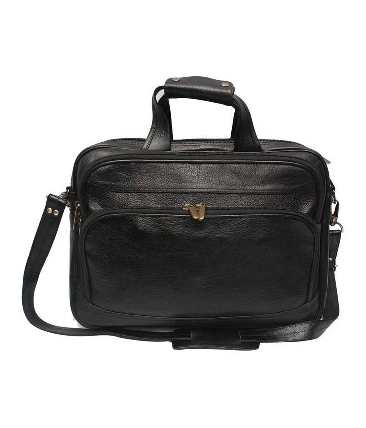 Loved it: Comfort Black Leather 15 inch Laptop Messenger Bags, http://www.snapdeal.com/product/comfort-black-leather-15-inch/450011665