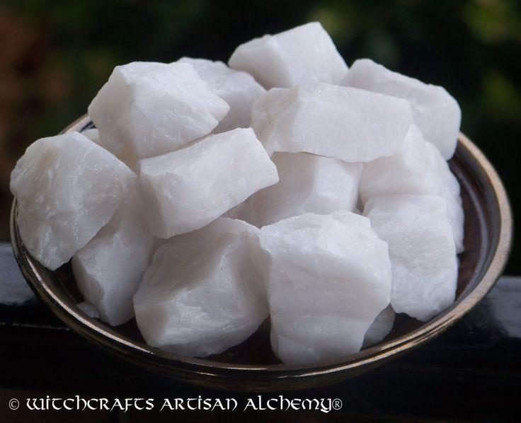 SNOW QUARTZ Milky White King Quartz Natural Gemstone ...