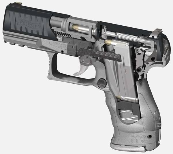 Walther Ppq M2  Polymer At Its Best