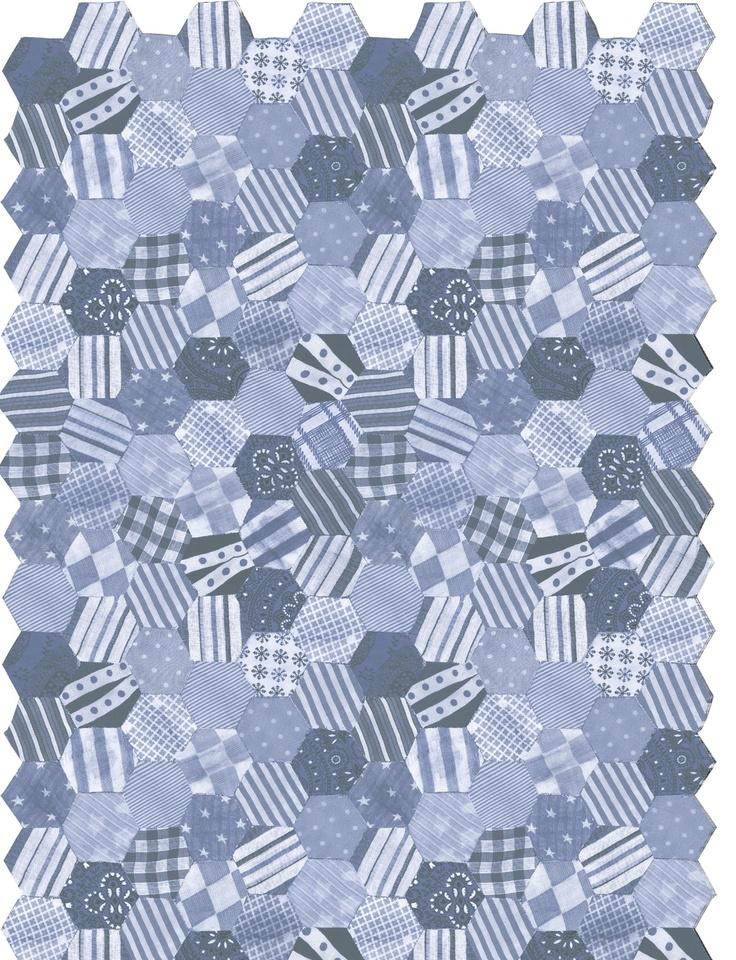 Patchwork Print