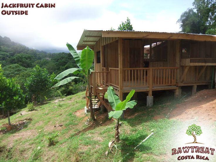 Schau Dir dieses großartige Inserat bei Airbnb an: Bella Vista Cabin at Cerro El Tigre - Blockhütten zur Miete in Puntarenas