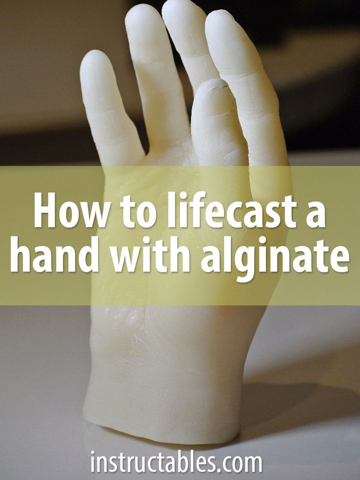 Lifecasting is making a mold of a living body. Learn how to make a wax casting of your hand!