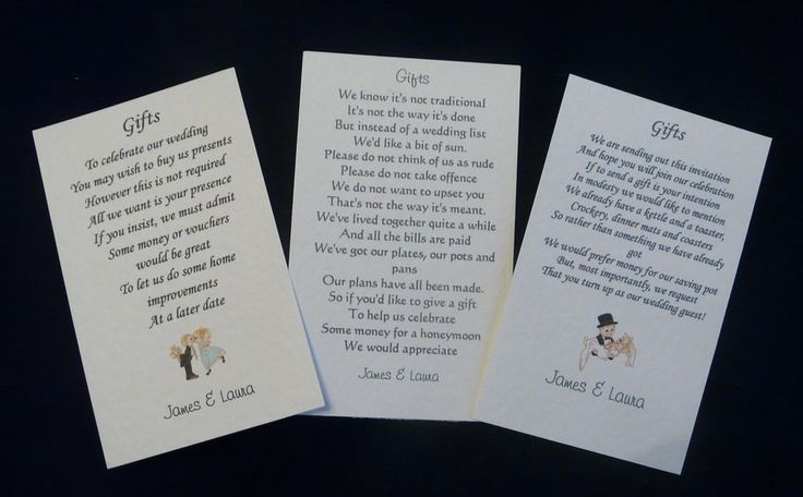 Gift Poems For Weddings: Best 25+ Wedding Gift Poem Ideas On Pinterest