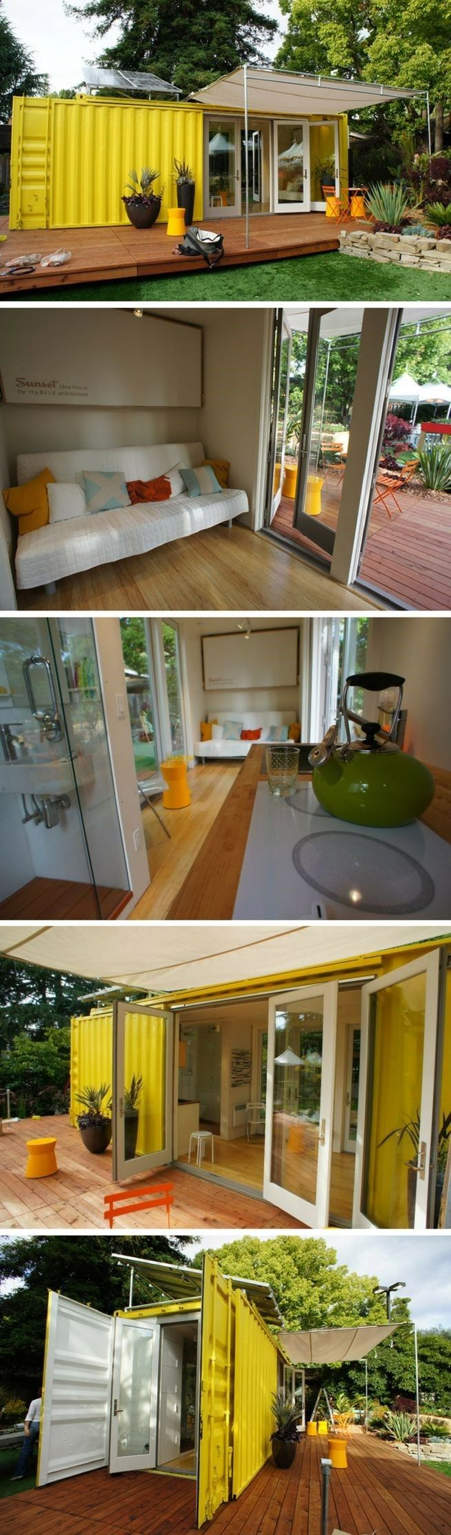 Container House - Container House - C192 NOMAD TINY SHIPPING CONTAINER HOME Who Else Wants Simple Step-By-Step Plans To Design And Build A Container Home From Scratch? - Who Else Wants Simple Step-By-Step Plans To Design And Build A Container Home From Scratch?
