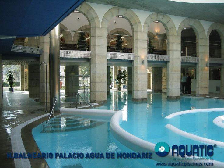 Construcción de piscinas públicas AQUATIC® construye la primera piscina pública en 1970 http://aquaticproyect.com/piscinas-publicas/