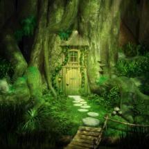 Fairy Door: Fantasy, Magic Forests, Fairies Doors, Fairies Home, Fairies House, Treehouse, Trees House, Trees Home, Fairies Tales