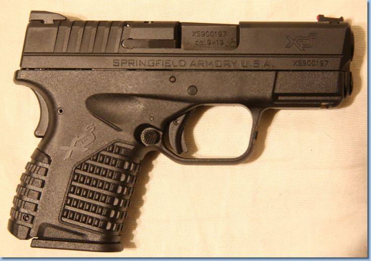 The XD-S 9mm Micro-Compact Pocket Pistol from Springfield Armory - New Gun Review