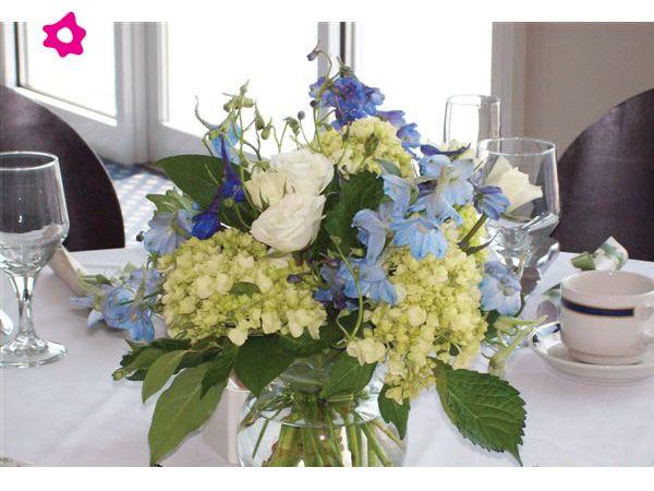 Arreglos mesas de desayuno en blanco azul y verde buscar - Mesas de desayuno ...