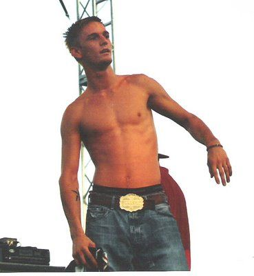 shirtless cowboy | aaron carter bulge image search results ...