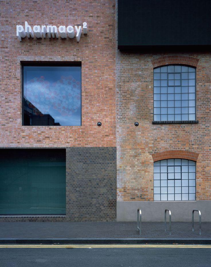 Caruso St John Architects, Hélène Binet, Prudence Cuming Associates · Newport Street Gallery
