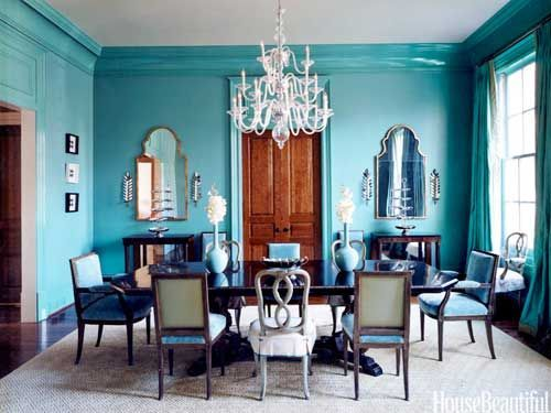 Best 25 Teal Dining Rooms Ideas On Pinterest  Teal Dining Room Fair Turquoise Dining Room Design Inspiration