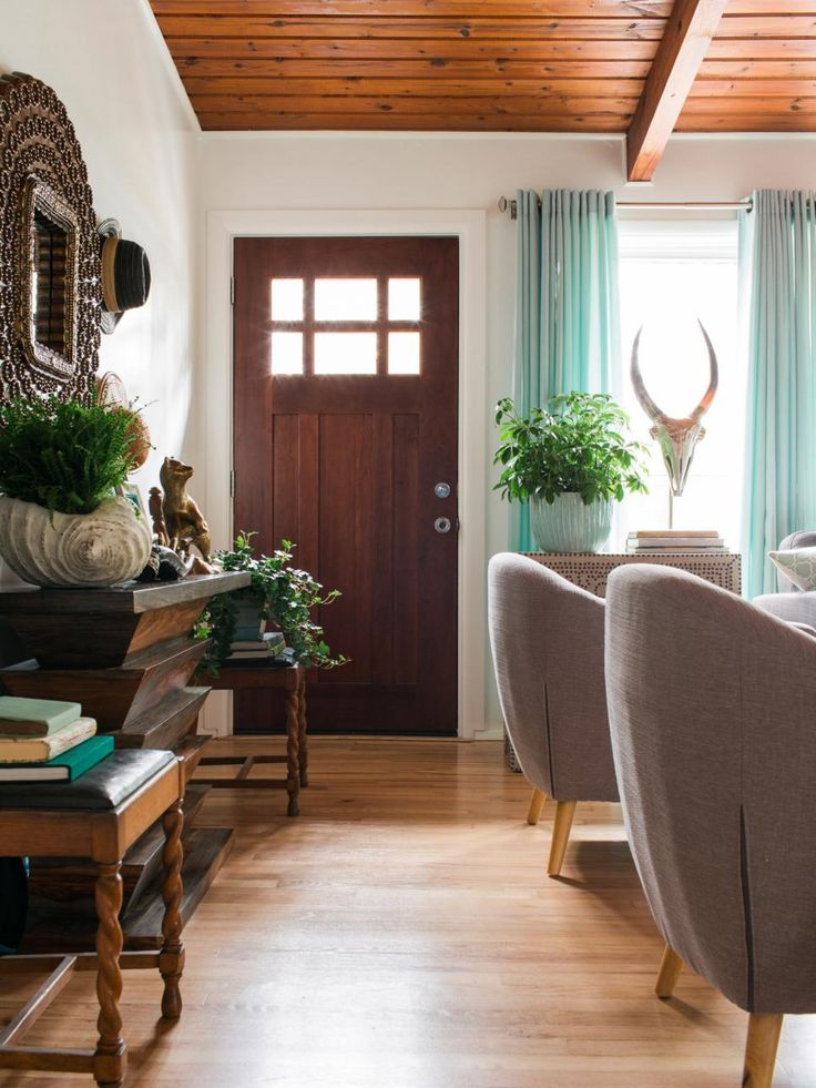 13 Ways To Decorate With Texture Eclectic Living RoomLiving