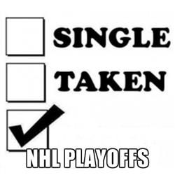 #NHL playoffs hockey bruins islanders rangers leafs #stolenFromFemino \m/