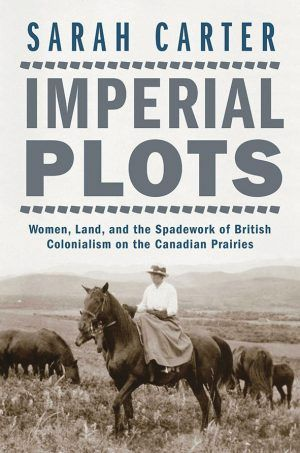 Book about female landowners on Canadian prairies wins top prize