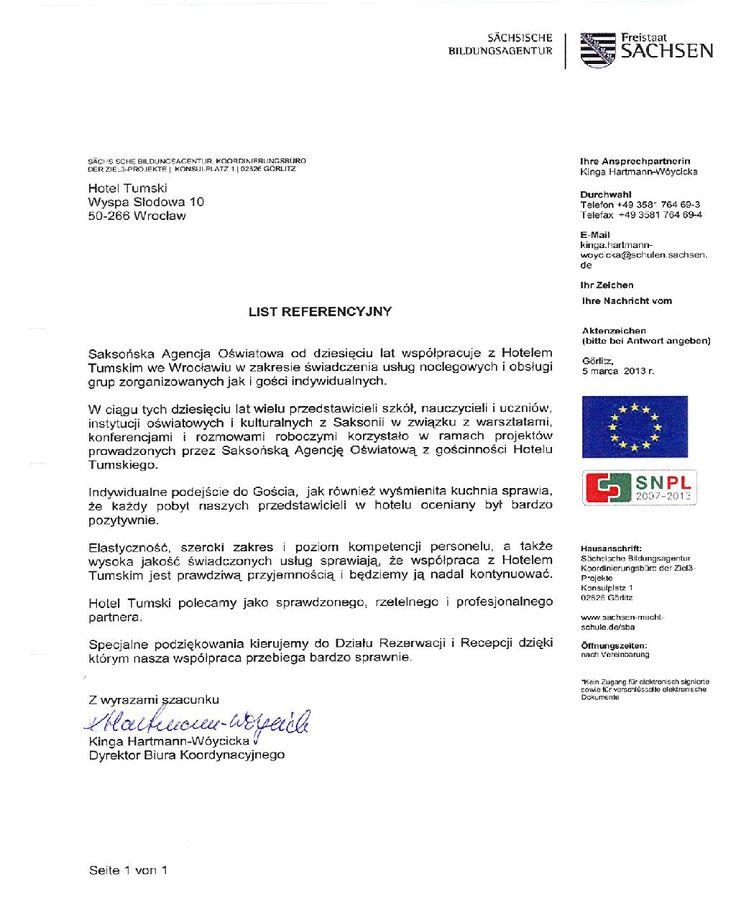 Recommendations of Sächsische Bildungsagentur