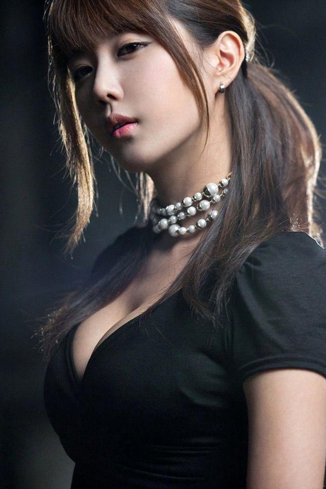 Oriental Girl Wallpaper Cute Korean Girl Nice Glamour In 2019 Sexy Asian Girls