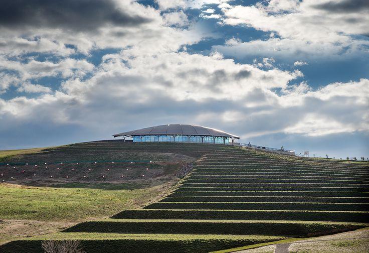 NATIONAL ARBORETUM. Canberra, Australian Capital Territory. 2013.