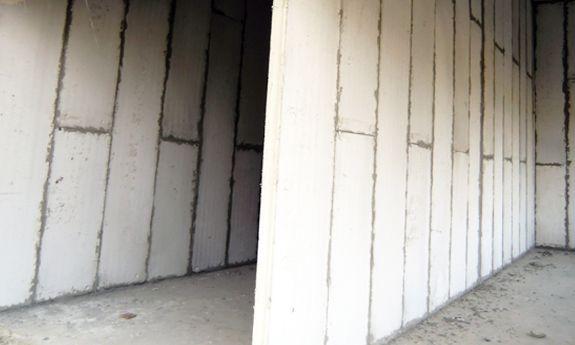 Room Partitions Precast Concrete Paneling Brick Masonry