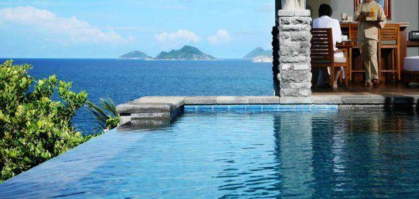 Hôtel Seychelles : MAIA Luxury Resort and Spa  - Océan Indien - 3