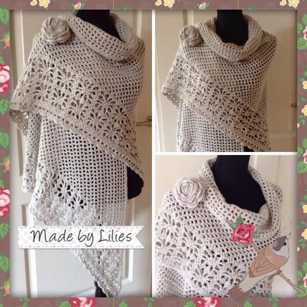 Mejores 556 imágenes de Chalina crochet 1 en Pinterest   Chal, Chal ...
